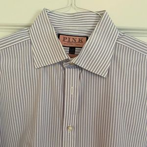 Classic Thomas Pink Men's Dress Shirt